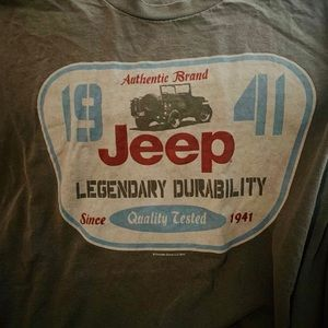Other - Jeep T-shirt Men's XL